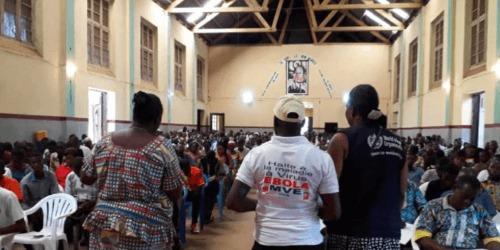 Caritas International Belgique Ebola au Congo: Que fait Caritas?