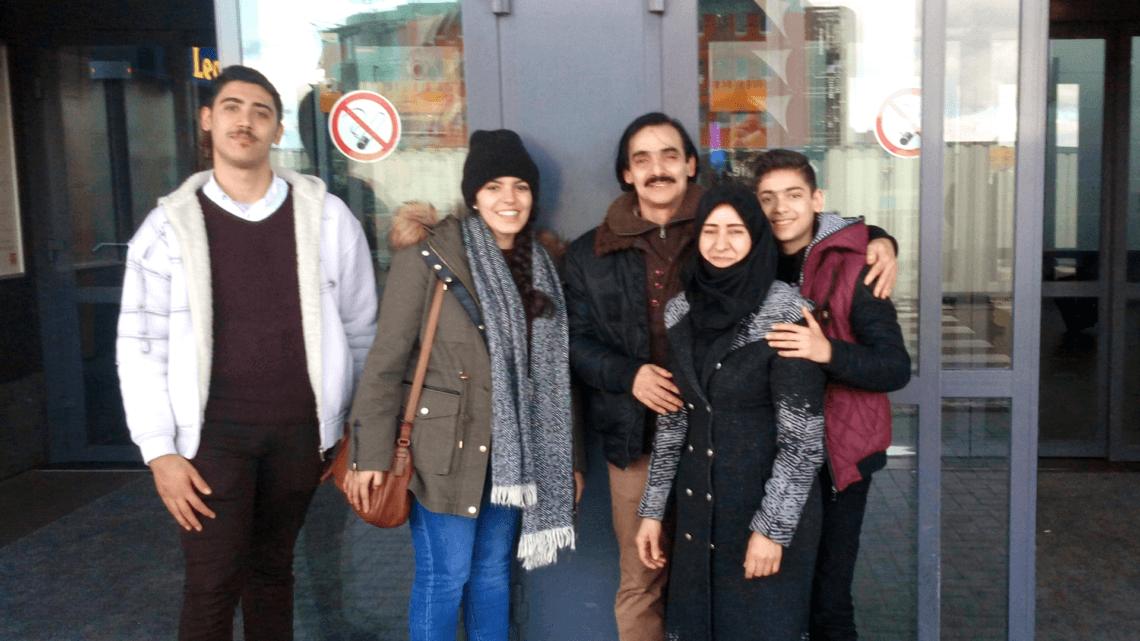 Caritas International Belgique L'histoire de Marwane