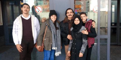 Caritas International België Het verhaal van Marwane