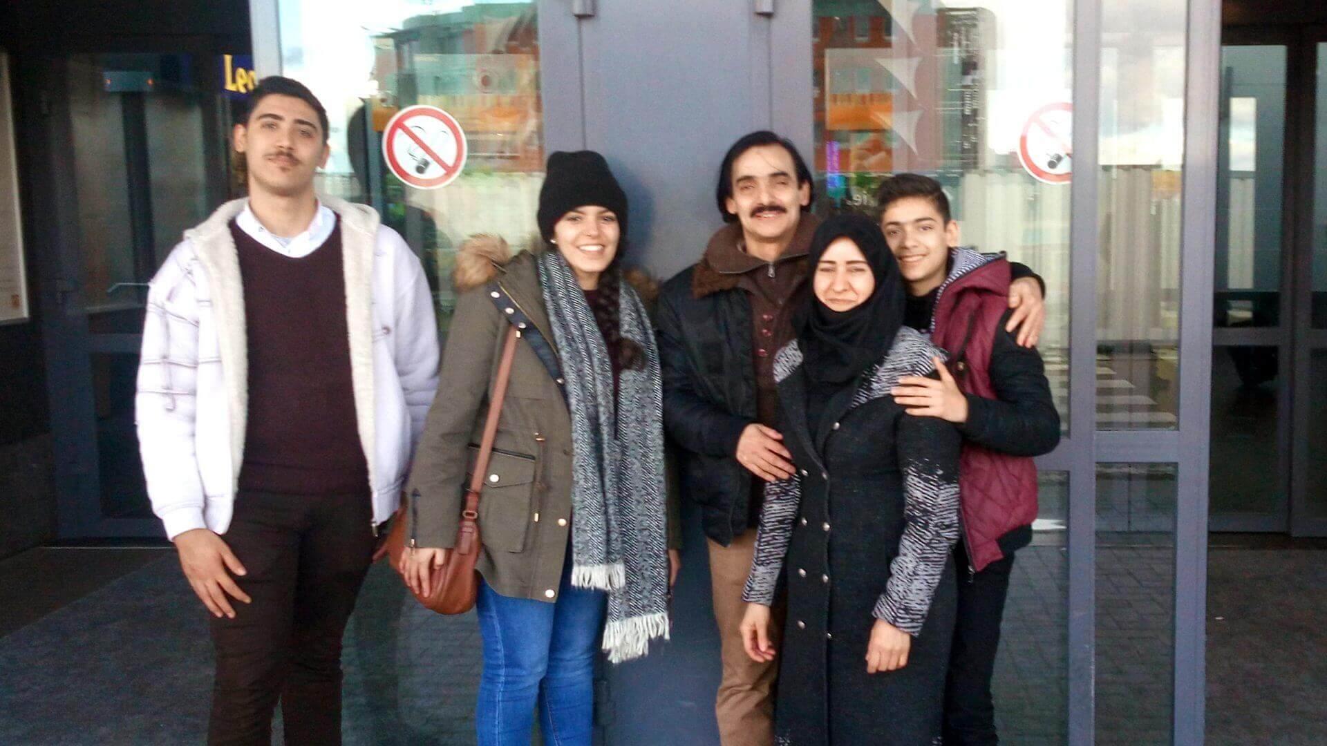 Caritas International Belgium Marwane's Story