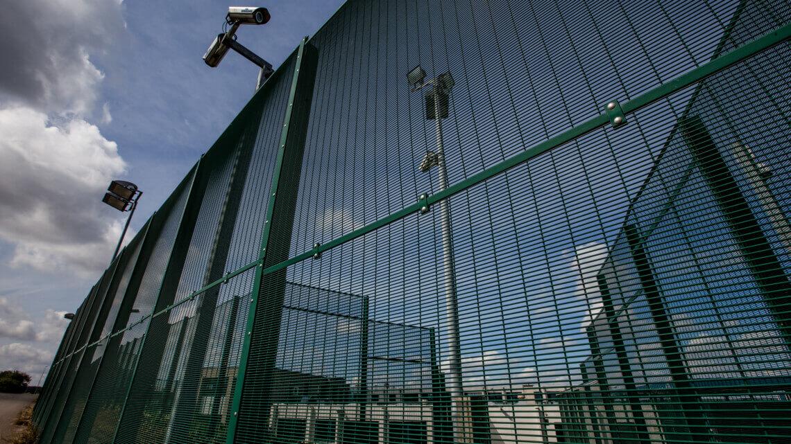Caritas International Belgique Visites dans les centres fermés