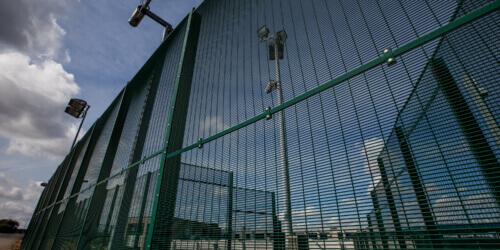 Caritas International Belgium Detainment Center Visits