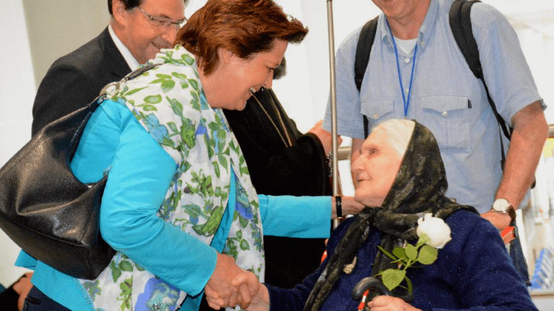 Caritas International België 34 Syrische vluchtelingen in België aangekomen met humanitair visum
