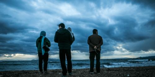 Caritas International België Griekse eilanden: stop de opsluiting van asielzoekers