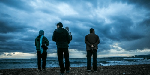 Caritas International Belgique Îles grecques: mettons fin au confinement des demandeurs d'asile
