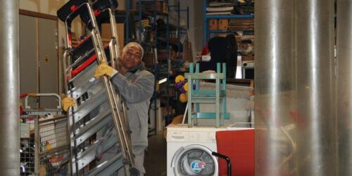 Caritas International Belgium High time for labor migration