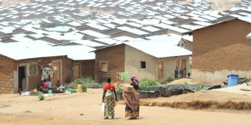 Caritas International België Noodoproep voor zieke en bejaarde vluchtelingen in het vluchtelingenkamp Mahama
