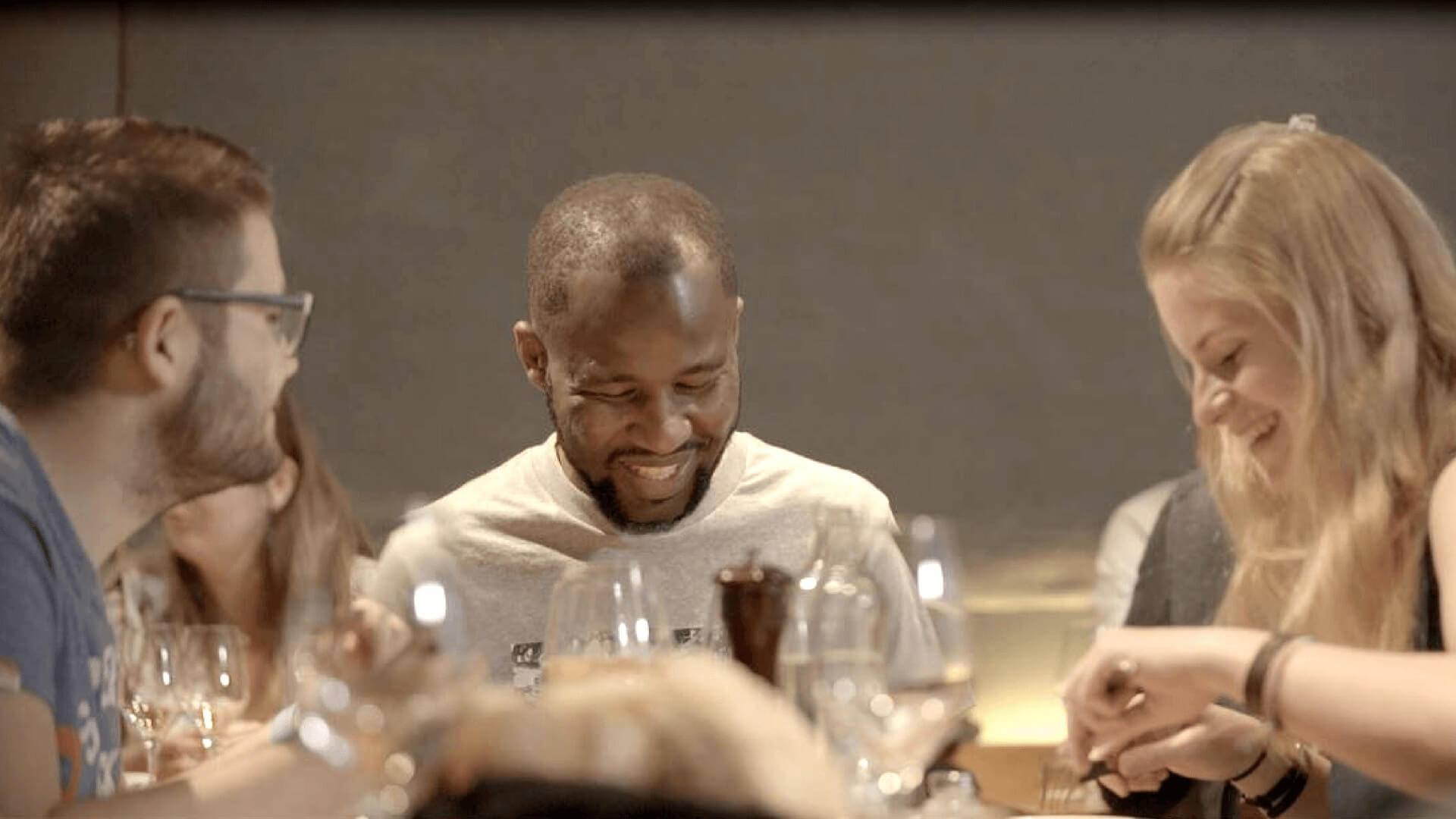 Caritas International België Vreemd gaan eten
