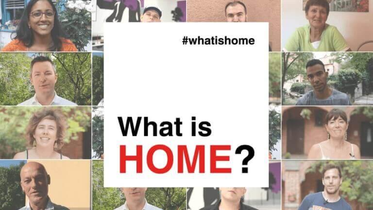 Caritas International BelgiëWat betekent thuis voor jou?