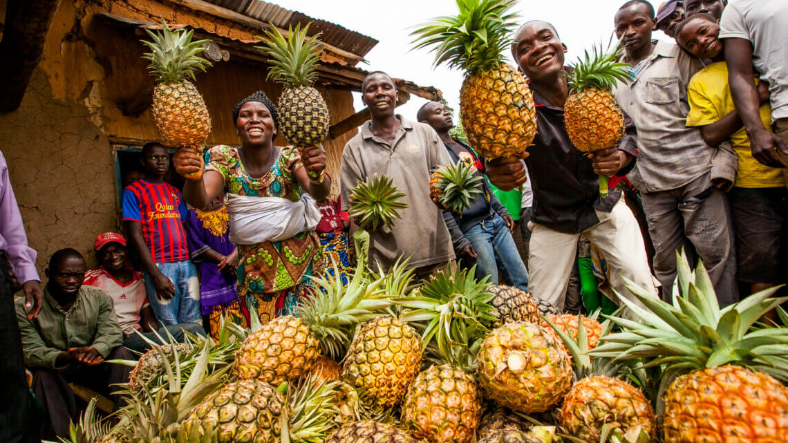 Caritas International Belgique Empowerment dans un monde en mouvement au Burundi