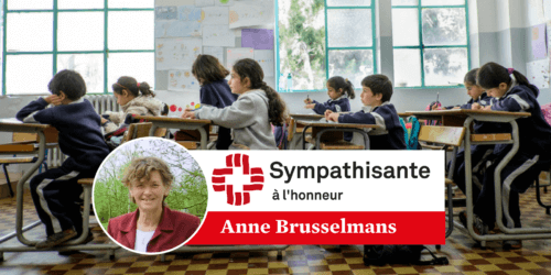 Caritas International Belgique «Plus on est à le faire, plus les projets réussiront»