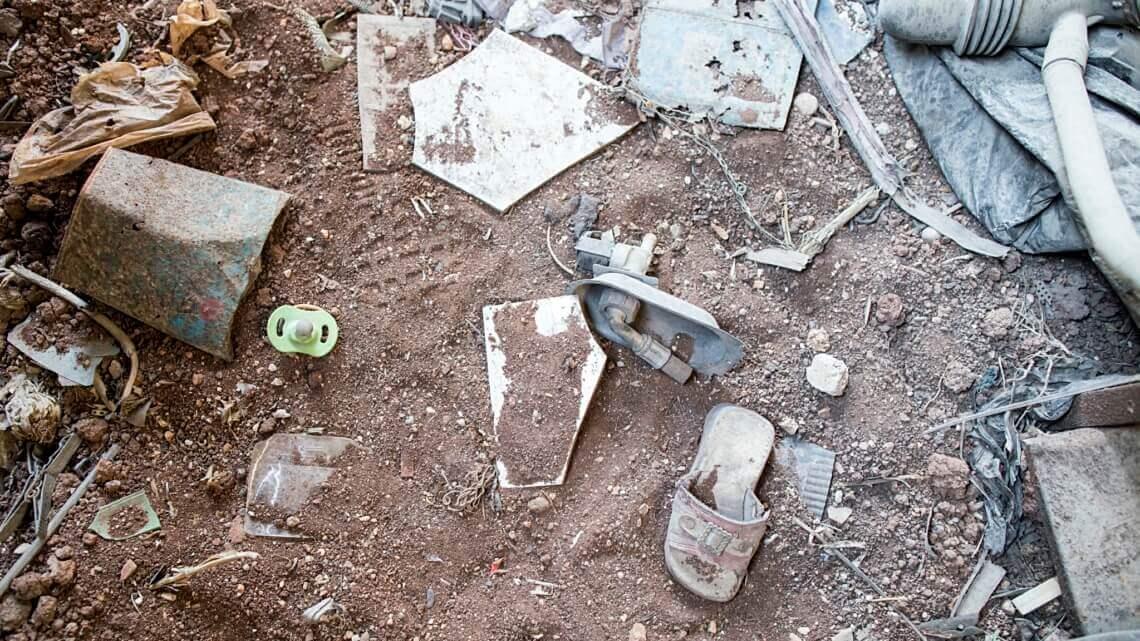 Caritas International Belgique Daraa, une nouvelle crise humanitaire en Syrie