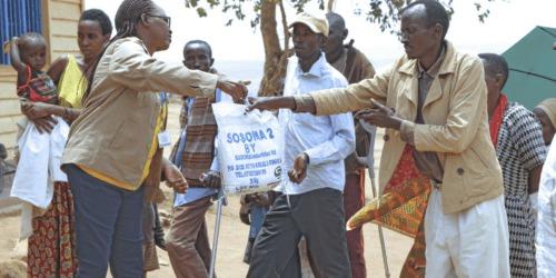 Caritas International Belgique Témoignages de résidents du camp de Mahama