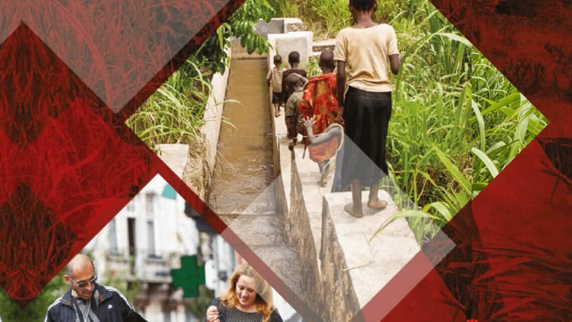Caritas International Belgique Qu'avons-nous réalisé ensemble en 2017?
