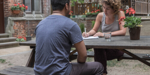 Caritas International Belgium Shamim's story