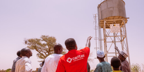 Caritas International België Steun aan Caritas Maradi