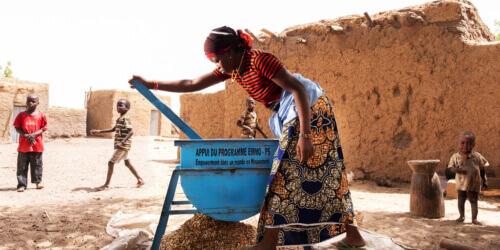 Caritas International Belgique Empowerment dans un monde en mouvement au Niger