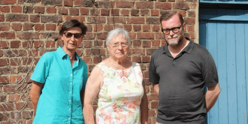 Caritas International België Solidariteit voor Syrische vluchtelingen in de lokale gemeenschappen