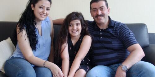 Caritas International België Het verhaal van Robin en Khloud