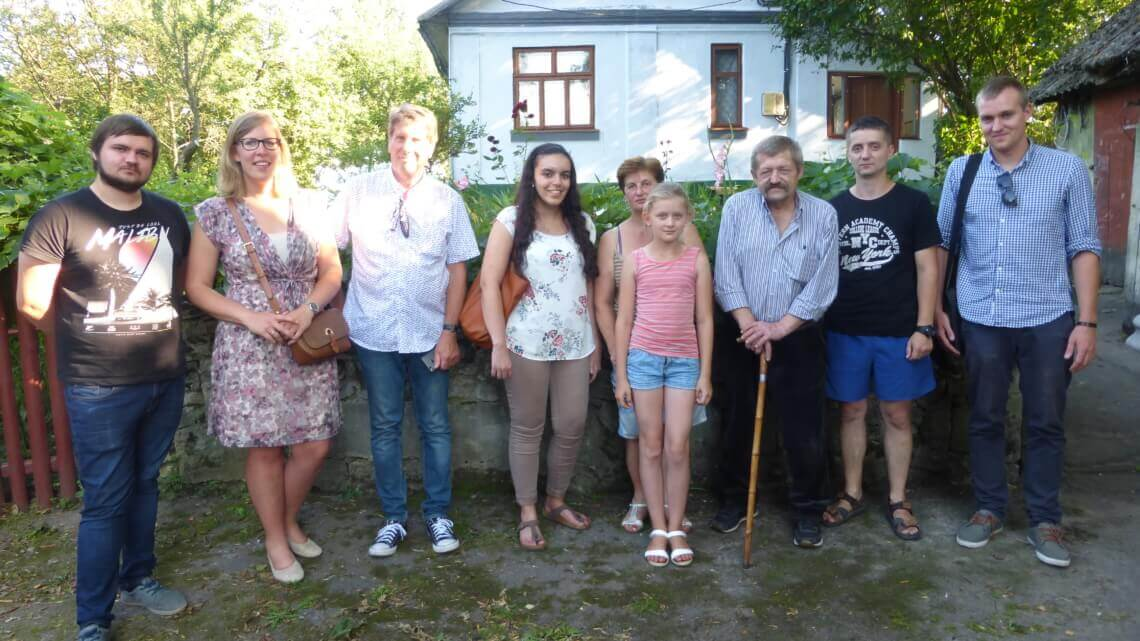 Caritas International België Begeleiding bij re-integratie in Oekraïne