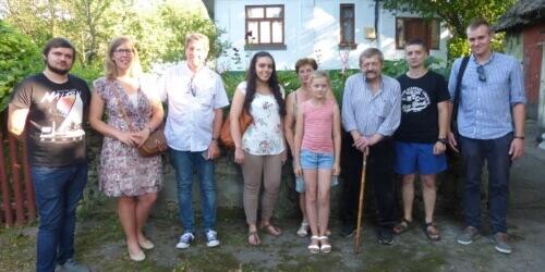 Caritas International Belgique Accompagnement lors de la réintégration en Ukraine