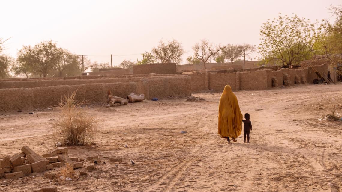 """Caritas International België """"Vandaag is Niger de zuidgrens van Europa"""""""