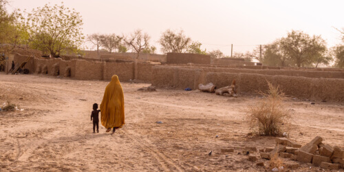 """Caritas International Belgium """"Niger is now the southern border of Europe"""""""