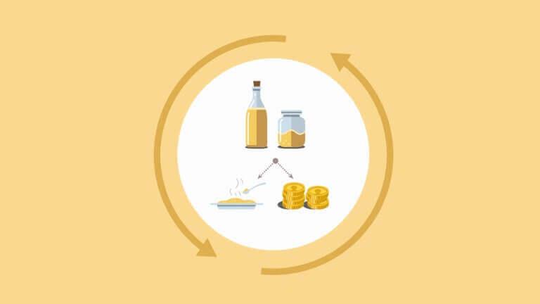 <p>Fabriquer de l'huile d'arachide pour se nourrir et la vendre. Vous aidez une mère à sortir sa famille de la pauvreté.</p>