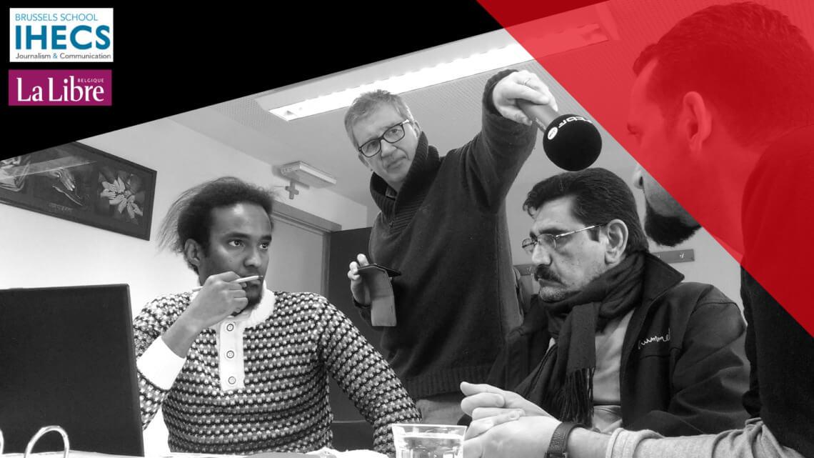 Caritas International België Lauréat du concours journalistique