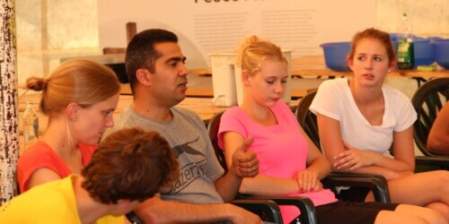 Caritas International België Een bijzondere gast in jouw klas?