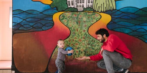 Caritas International Belgique Le centre d'accueil de Scherpenheuvel restera ouvert jusqu'en juin 2019