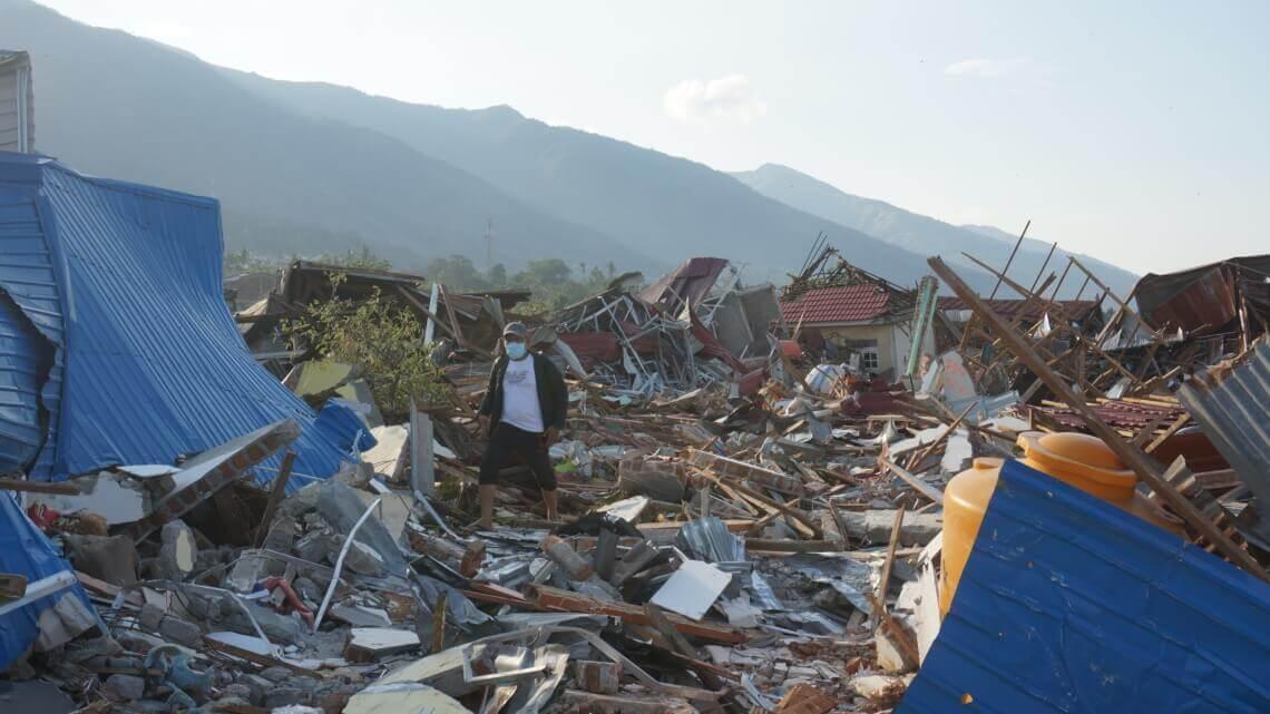 Caritas International België Het verhaal van een overlevende