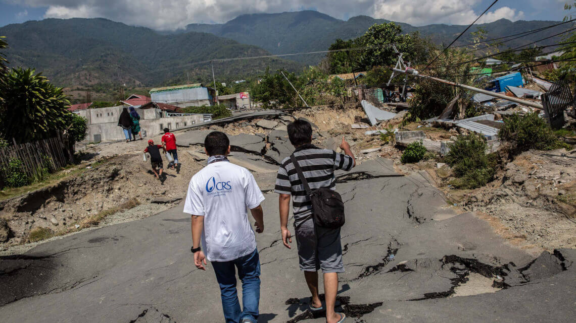 Caritas International België Updates van onze teams in Indonesië