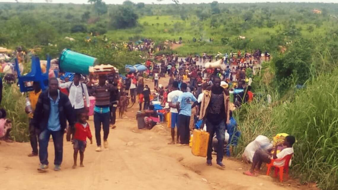 Caritas International Belgium Expulsions from Angola put pressure on fragile Kasai