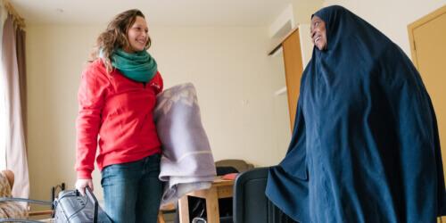 Caritas International Belgique Liège rche propriétaires solidaires
