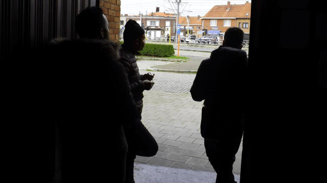 Caritas International Belgique Transmigrants: «Ces jeunes veulent juste se construire un avenir»