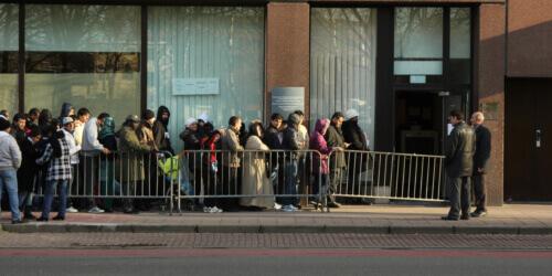 Caritas International Belgique Que se passe-t-il à l'Office des étrangers? [update]