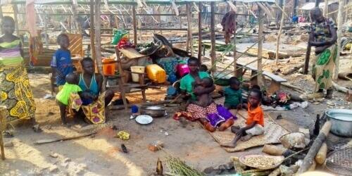 Caritas International België Caritas onder vuur in de Centraal-Afrikaanse Republiek