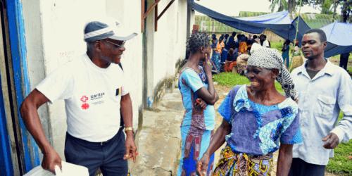 Caritas International België Humanitaire noodhulp voor teruggekeerde families in Kasaï