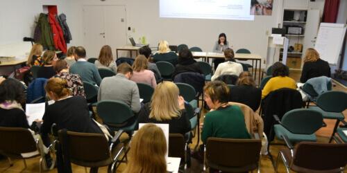 Caritas International Belgium Improving international cooperation to combat human trafficking