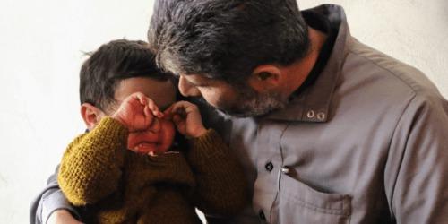 Caritas International België De kou overwinnen in Jordanië