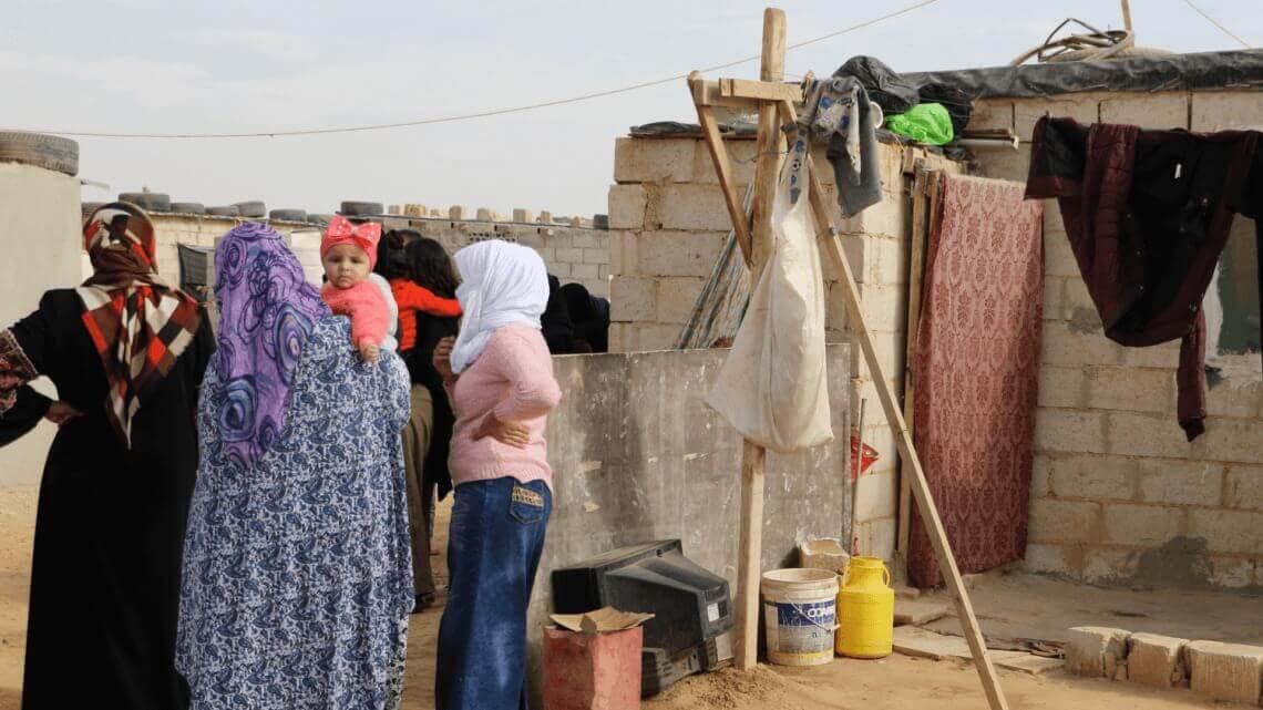 Caritas International België Humanitair antwoord op de Syrische en Iraakse crisis