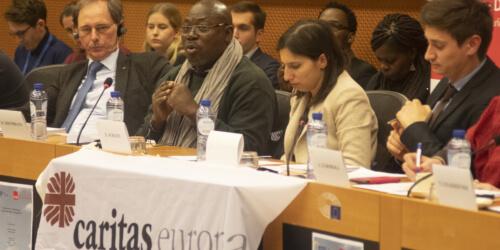 Caritas International België Caritas vraagt om echte ontwikkeling