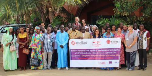 Caritas International Belgique Soutien à la réintégration en 2018