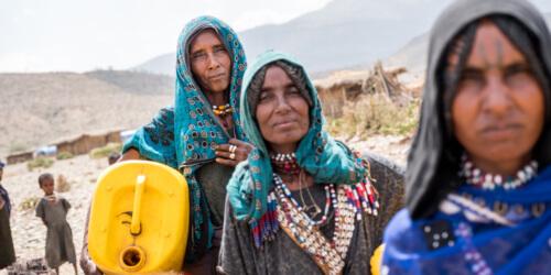Caritas International Belgique Renforcement de l'accès à l'eau potable et des pratiques sanitaires