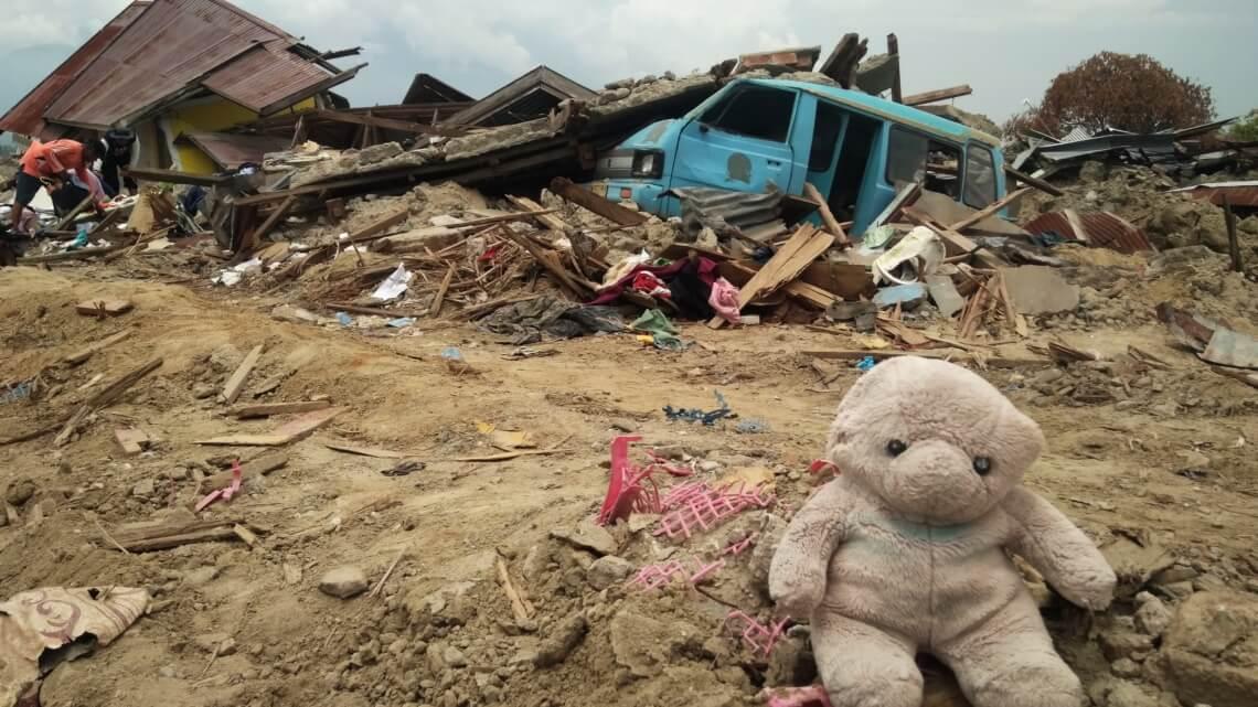 Caritas International Belgique Sulawesi, Indonésie: «Ma fille a trop peur pour rentrer»