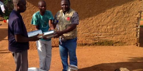 Caritas International België Ebolavirus woedt steeds heviger in Congo