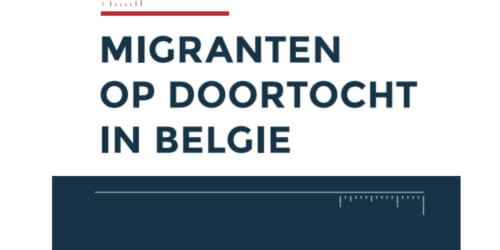 Caritas International België Minderjarigen in transit in België: een menselijkere aanpak is mogelijk!