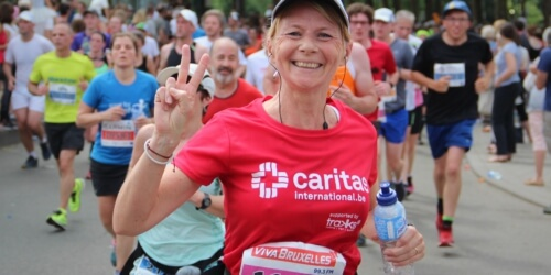 Caritas International België 5, 15 of 20 km met Caritas !