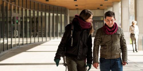 Caritas International België Zorgen voor jonge vluchtelingen als onafhankelijke voogd